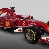 Ferrari präsentiert den F14T