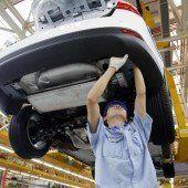 Ford fährt japanischer Konkurrenz davon