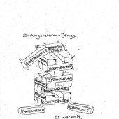 Karikatur. Von Franziska Amann (16)