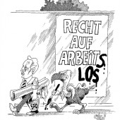 Plakat-Wahrheit!