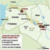 USA statten den Irak mit Waffen aus