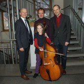 Sparkasse fördert Musikschule Bludenz