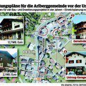 Startschuss für Dorfprojekt Lech