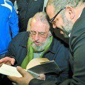 Fidel Castro zeigt sich wieder einmal