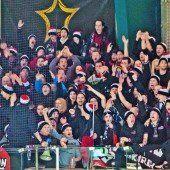 Eishockeymatch in Lustenau endete mit Massenschlägerei