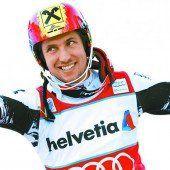 Slalomsieg Hirscher gewinnt in Adelboden /c3