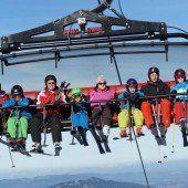 Wenig Schnee, wenig Winterstimmung: Im Jänner kamen weniger Gäste nach Vorarlberg