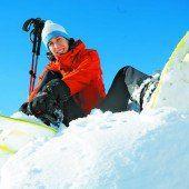 Ausflug in den Neuschnee