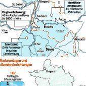 Luftraum über Vorarlberg ab jetzt teilweise Sperrgebiet