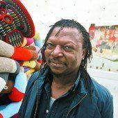 Liebeserklärung mit Kunst Pascale Marthine Tayou im KUB /D5