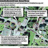 Innerbraz erhält Gemeindezentrum
