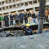 Anschlagserie in Kairo