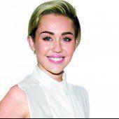 Miley im Duett mit Madonna
