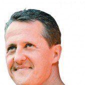 Schumacher Aufwachphase gibt Hoffnung /C4