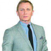Daniel Craig wurde abgehört