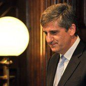 Der Finanzminister ist kein Christkind