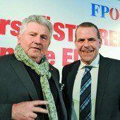Bei EU-Wahl will FPÖ abräumen