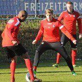 Philipp Zulechner trainiert schon in Freiburg