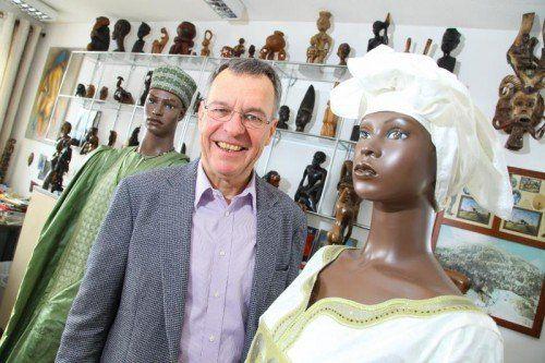 Georg Comploj erhielt 2013 den Wirtschaftspreis. VN/Hofmeister