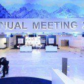 Davos diskutiert nicht mehr nur über die Krise