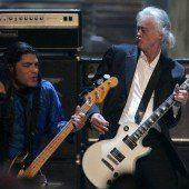 Gitarrengott Jimmy Page feiert 70. Geburtstag