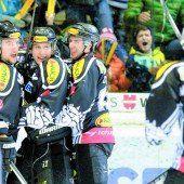 Dornbirn mit 4:1 gegen Innsbruck