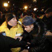 Bieber wegen Attacke auf Chauffeur vor Gericht