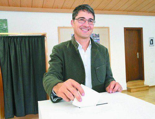 Kompatscher löst nach knapp 25 Jahren Durnwalder ab. Foto: APA