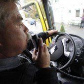 Führerschein trotz Alkolock für mindestens acht Wochen weg