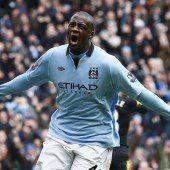 Touré erneut Afrikas bester Kicker