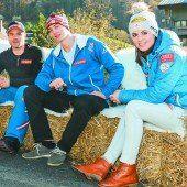 Acht Vorarlberger fahren im Rekordteam nach Sotschi mit