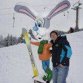 Tierisches Skivergnügen