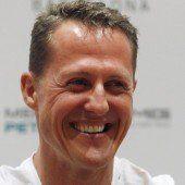 Schumachers Zustand gilt nun als stabil