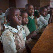 250 Mill. Kinder können nicht lesen und schreiben