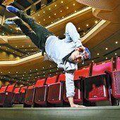 Breakdance ist Kunst