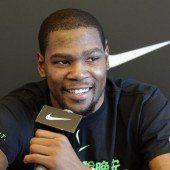 NBA-Superstar Durant knackte die 50 Punkte