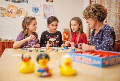 """""""Netz für Kinder"""" sucht Ehrenamtliche. Foto: Markus Gmeiner"""