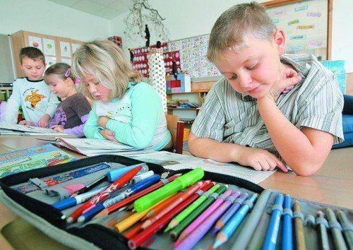 Neues Jahr, alte Debatte: Soll eine Gemeinsame Schule für alle Kinder geschaffen werden? Foto: APA
