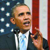 Obama holt zu einem Befreiungsschlag aus
