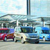 Transport-Thema mit Raum für Variationen und Komfort
