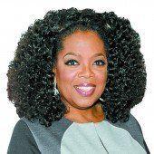 Oprah Winfrey wird heute 60