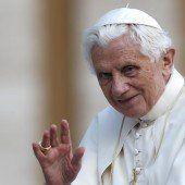 Benedikt XVI. ist auf der innerlichen Pilgerreise nach Hause