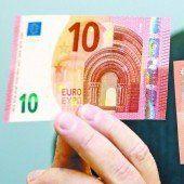 Zehn Euro Neuer Schein ab 23. September /D2