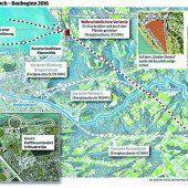Für Kraftwerk Bregenzerach ist Variante Pfänder der Favorit
