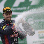 Vettel soll erstmals Vater geworden sein