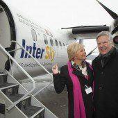 InterSky will mit CityJet fusionieren