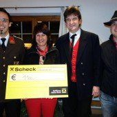 Metnand 1100 Euro für Geben für Leben lukriert