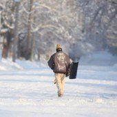Kältewelle hat Teile der USA weiter fest im Griff