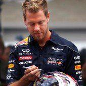 Der Tick von Sebastian Vettel