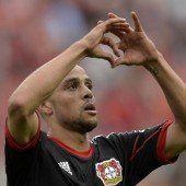 Leverkusens Sam stürmt ab Juli für Schalke